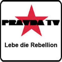 Pravda-TV. Lebe die Rebellion.